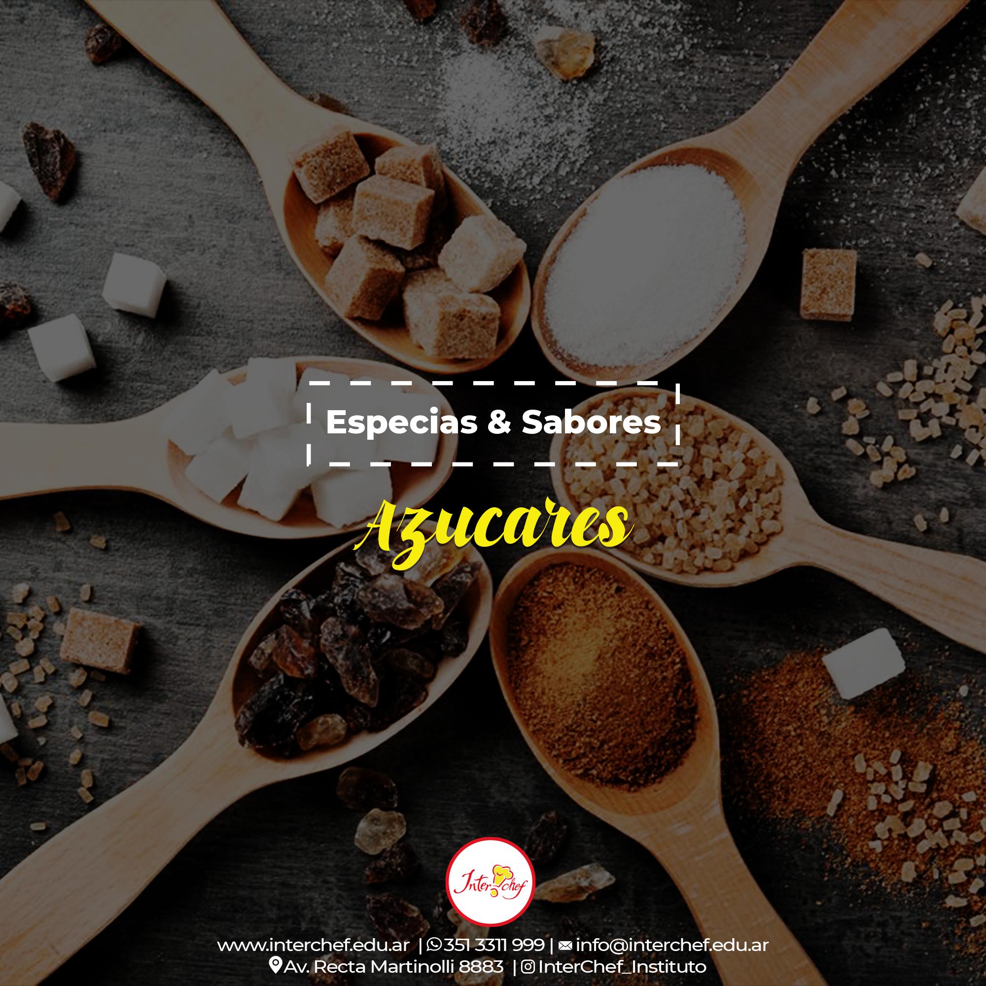 Especias&Sabores: Azúcar